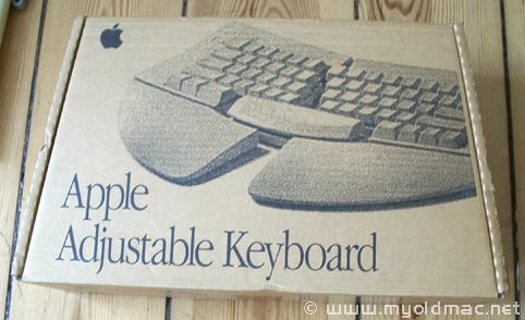 myoldmac.net - Apple Macintosh ADB Keyboard - Buy it now!